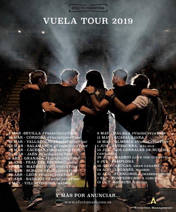 Fiestas de Leganés 2019 conciertos