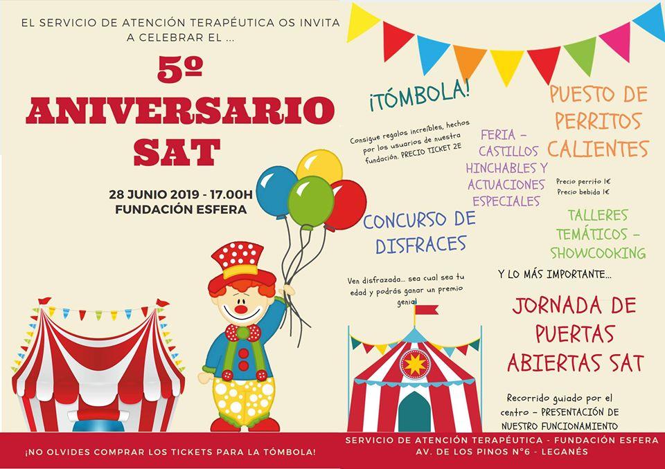 Fiesta V Aniversario