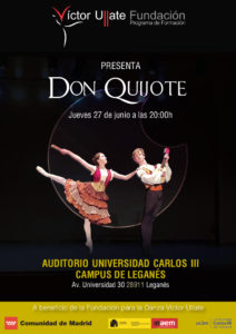 Gala Fin de Curso de la Escuela de Danza Víctor Ullate