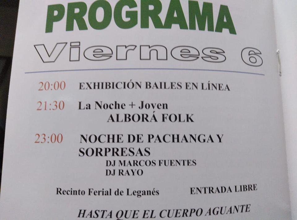 Programa del XXXIX Día de Extremadura