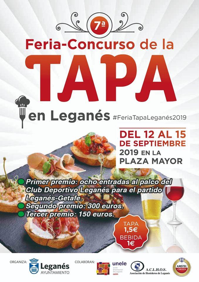 Feria de la tapa 2019 Leganés