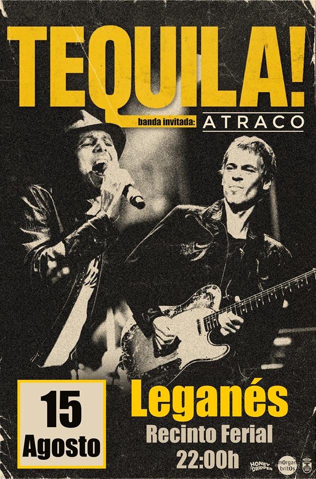 Tequila y Atraco