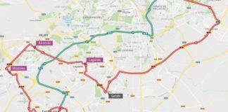 La vuelta ciclista 2019 por Leganés