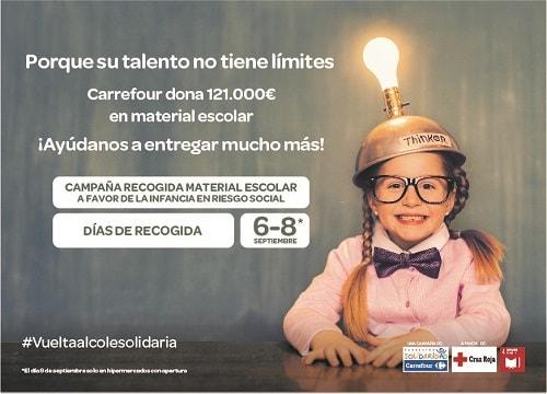 #VueltaAlColeSolidaria
