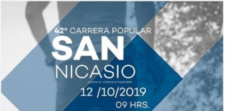 42 edición de la carrera popular de San Nicasio