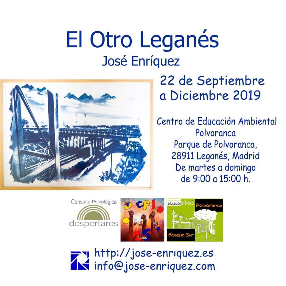 """Exposición fotográfica """"El otro Leganés"""""""