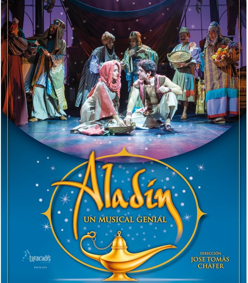 Aladin en Leganés