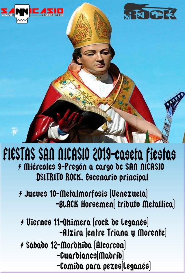 Concierto Alzira & Qhimera San Nicasio