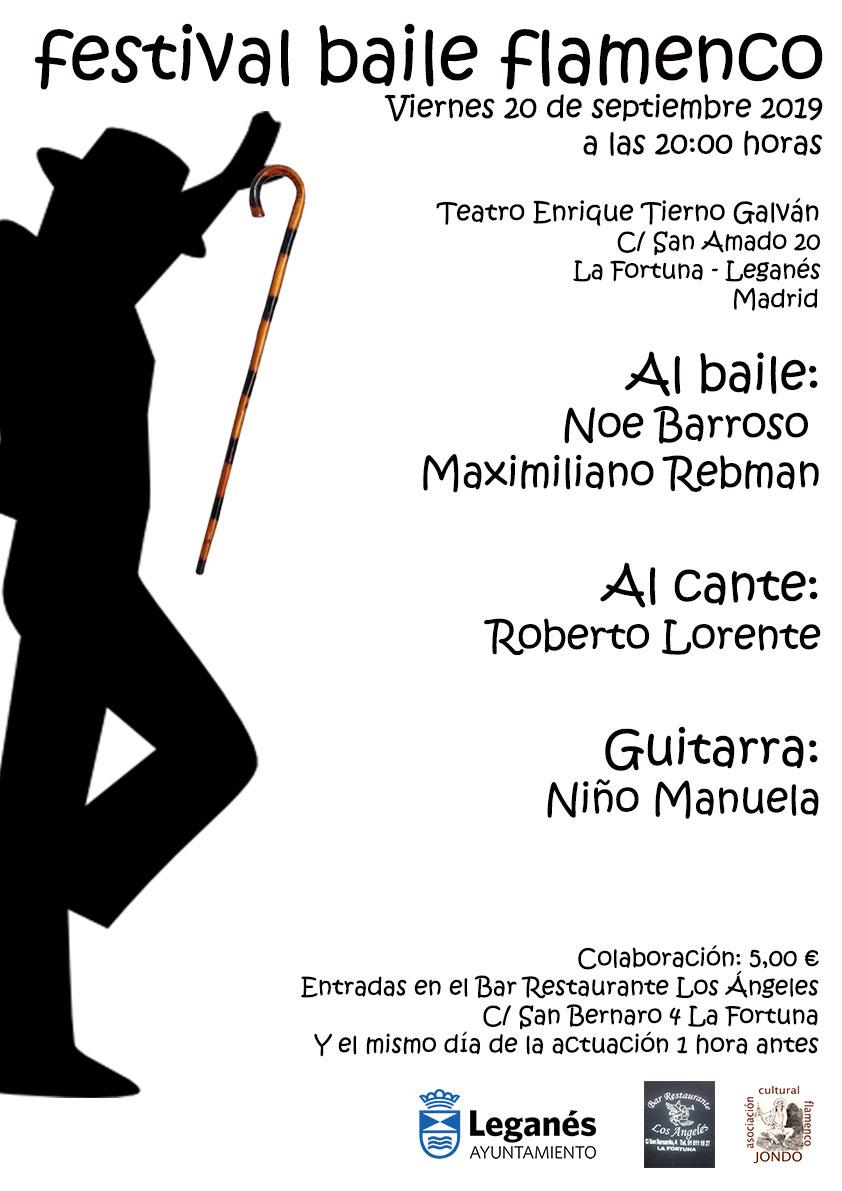 Festival Baile Flamenco en La Fortuna