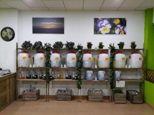 Ruta ecológica en Leganés. Comprar ecológico