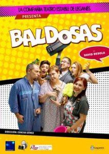 """Comedia """"Baldosas"""" Compañía Teatro Estable de Leganés"""