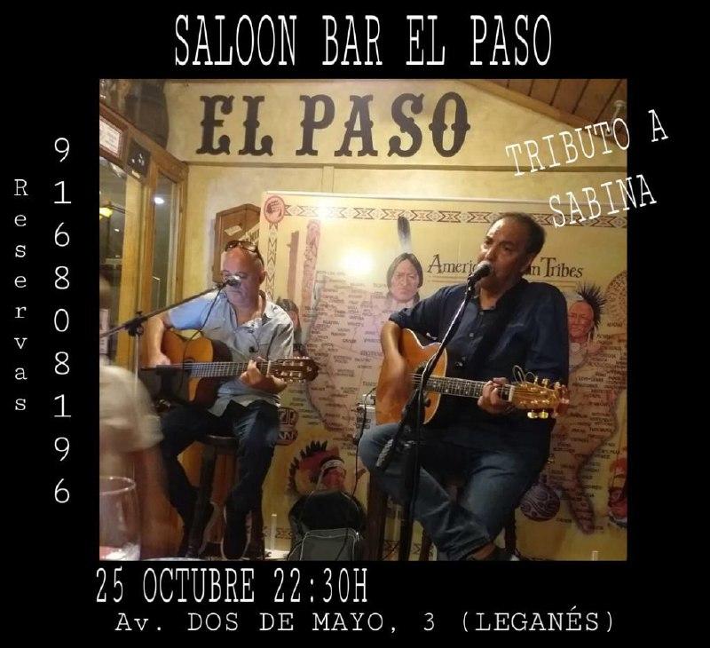 Concierto de Keny Castellano en el Paso Leganés