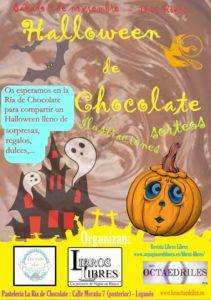 Concurso de ilustración de Halloween de Chocolate