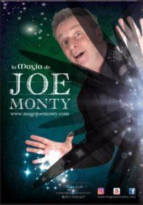 Magia con Joe Monty en La Cuchara