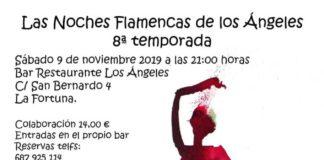 Noches flamenca de los Ángeles