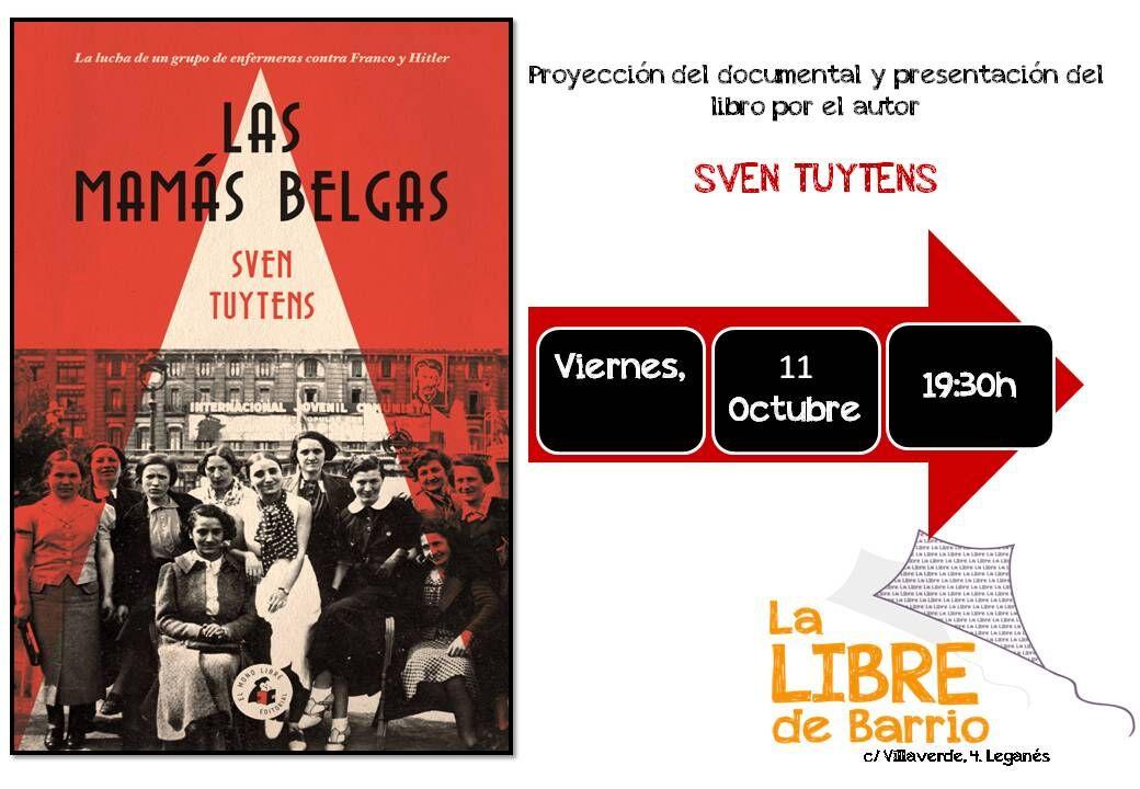 PRESENTACIÓN DEL LIBRO Y DOCUMENTAL