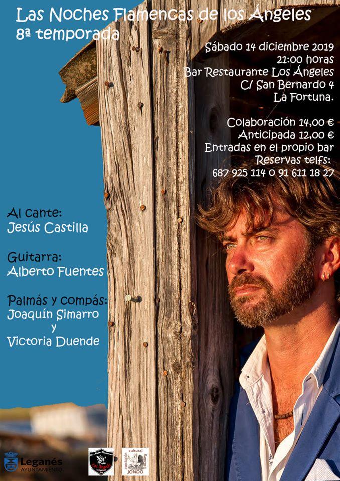 Concierto flamenco las noches de los Ángeles