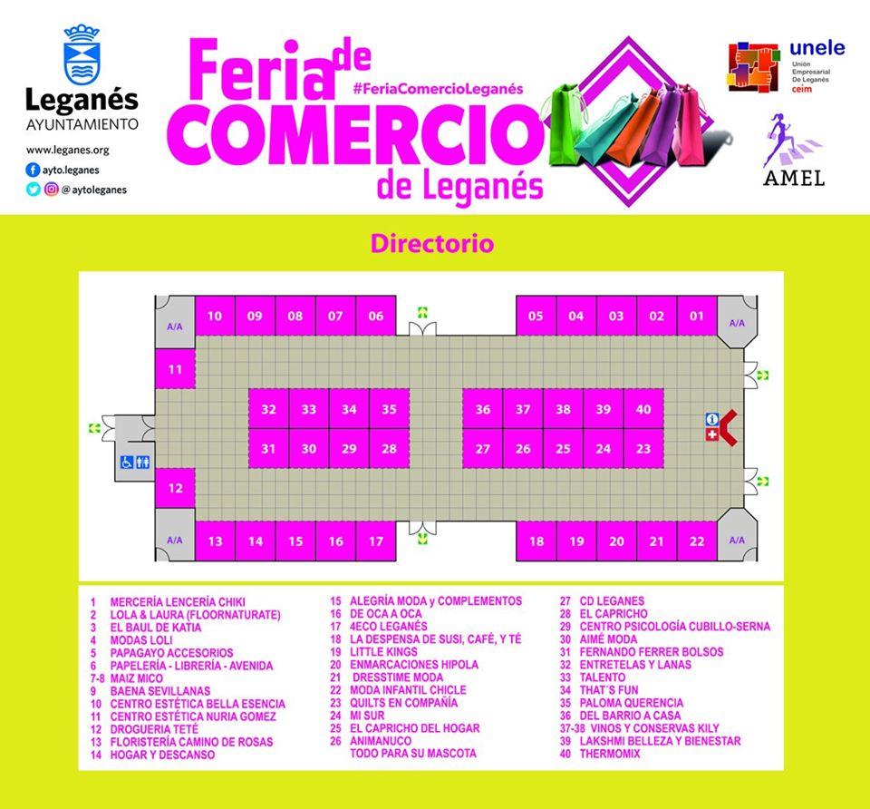 Feria del Comercio de Leganés