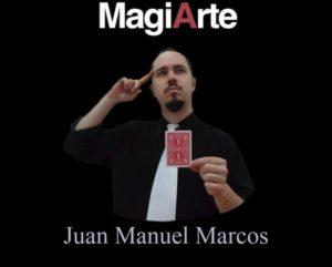 Magia y humor con Juan Manuel Marcos
