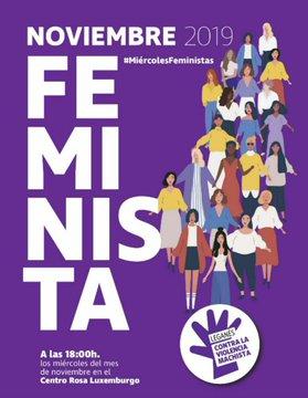 NOVIEMBRE FEMINISTA EN LEGANÉS