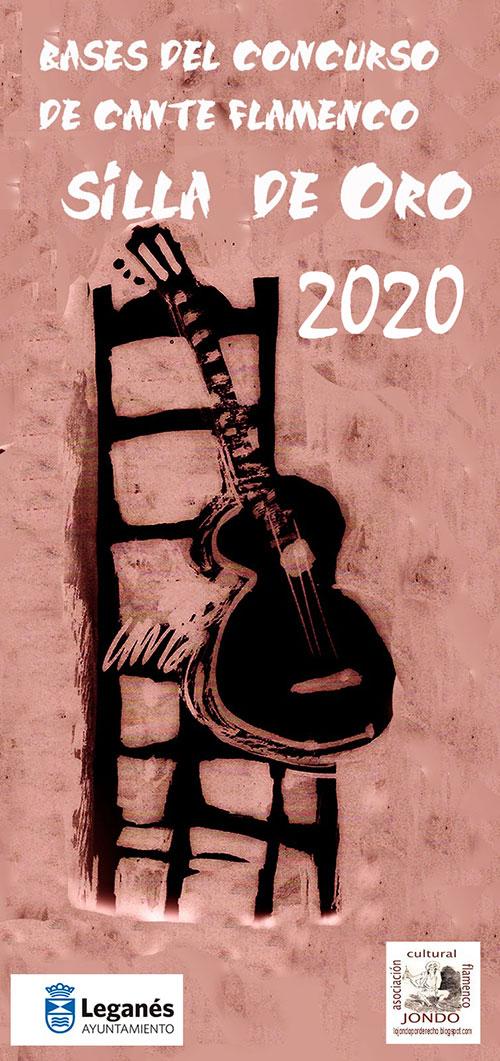Bases del concurso de cante flamenco silla de oro 2020