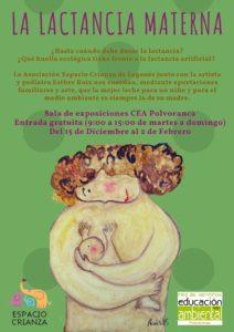 Exposición en el CEA Polvoranca
