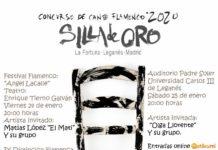 SILLA DE ORO 2020