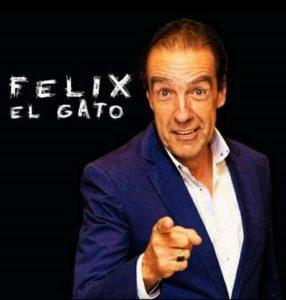 """Actuación de FELIX """"EL GATO"""" en el Coimbra"""