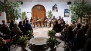 """CONCIERTO DE LA ORQUESTA Y CAMERATA DE GUITARRAS DE LA ESCUELA-CONSERVATORIO DE MÚSICA """"MANUEL RODRÍGUEZ SALES"""""""