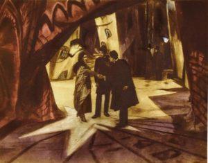 """Cine mudo con piano. 100 AÑOS DE """"EL GABINETE DEL DOCTOR CALIGARI"""""""