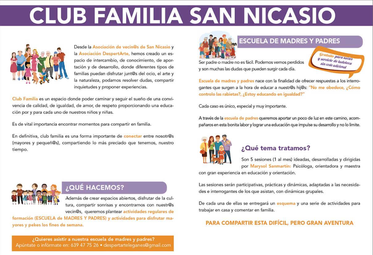 Club Familia San Nicasio