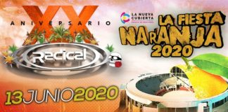 La Fiesta Naranja XX Aniversario 2020
