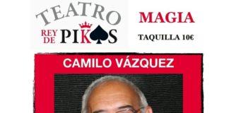 MAGIA EN EL TEATRO REY DE PIKAS CON CAMILO