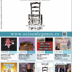Guía del Ocio en Leganés portada enero 2020