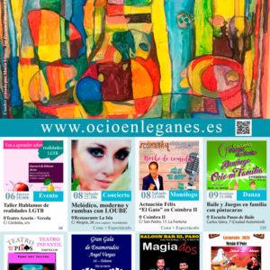 Revista Febrero 2020 - Portada - OCIO EN LEGANES