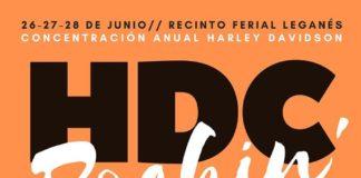 HDC Rockin fest 2020 Leganés