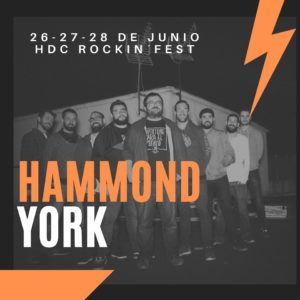 Hammond York