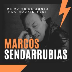 Marcos Sendarrubias