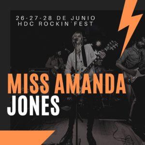 Miss Amanda Jones