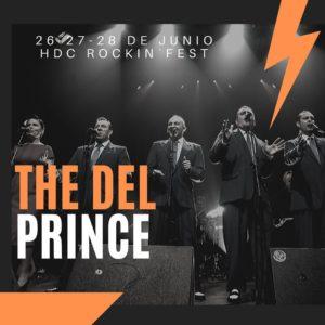 The Del Prince, Doo Wop