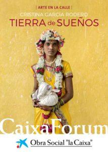 Tierra de sueños Cristina G Rodero Arte en la calle leganes