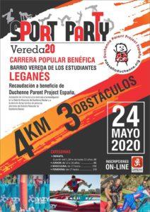 Sport party vereda 20