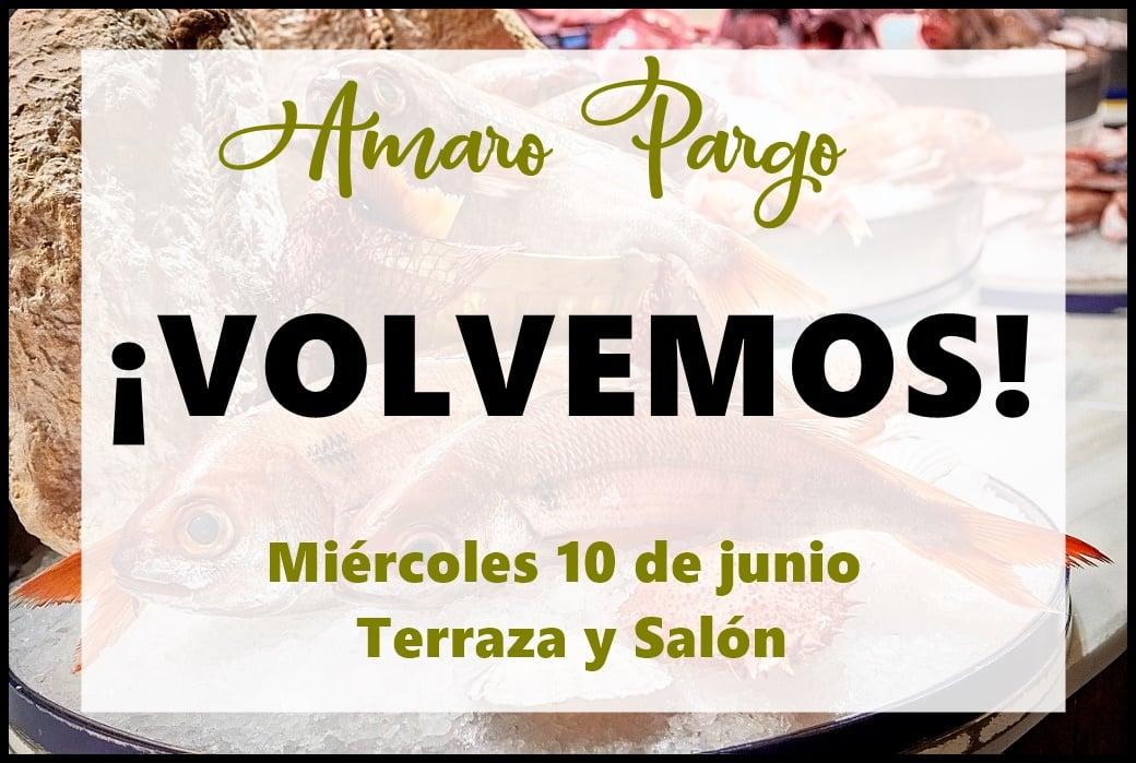 Restaurante Amaro Pargo