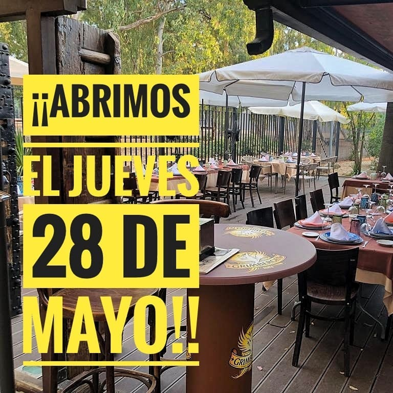 Restaurante Terraza Los Frailes