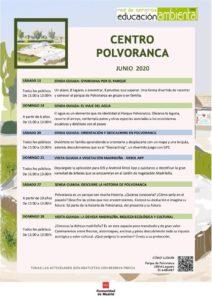 Bosque Sur y Polvoranca vuelven a realizar sus actividades de fin de semana