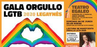 GALA ORGULLO LGTB 2020 LEGAYNÉS