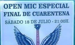 Especial Open Mic Rock Y Risa