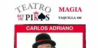 Magia con Carlos Adriano en el Rey de Pikas