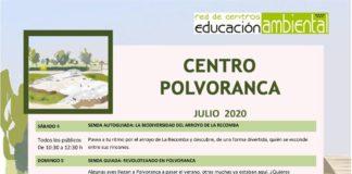julio 2020 en el CEA Polvoranca