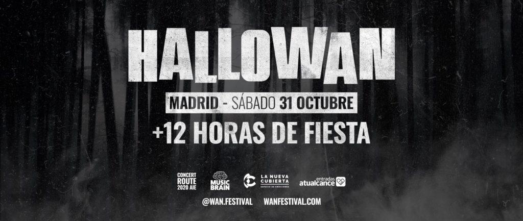 Hallowan Festival 2020 Leganés